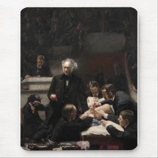 Tapis De Souris La clinique brute par Thomas Eakins