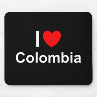Tapis De Souris La Colombie