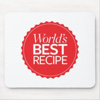 Tapis De Souris La meilleure recette du monde