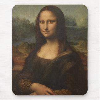 Tapis De Souris La Mona Lisa par Leonardo da Vinci