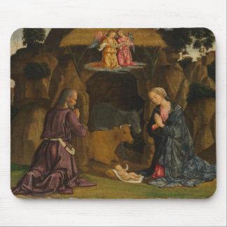 Tapis De Souris La nativité, 1480s