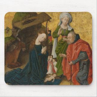 Tapis De Souris La nativité, circa 1460