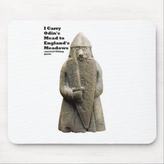 Tapis De Souris La prière d'Odin (Viking Berserker)