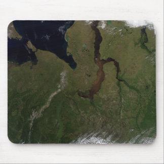 Tapis De Souris La Russie centrale du nord