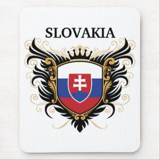 Tapis De Souris La Slovaquie [personnalisez]