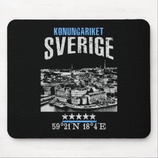 Tapis De Souris La Suède