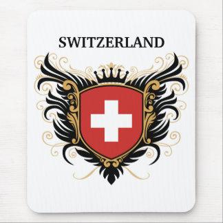 Tapis De Souris La Suisse [personnalisez]