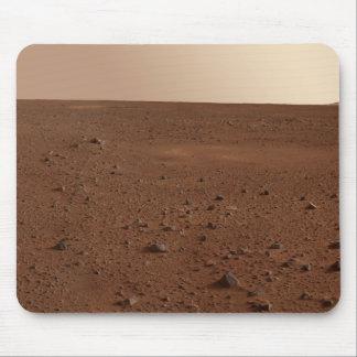 Tapis De Souris La surface rocheuse de Mars