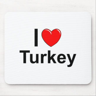 Tapis De Souris La Turquie