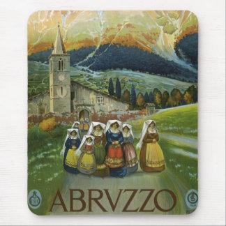 Tapis De Souris L'Abruzzo