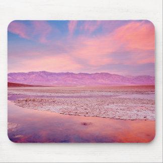 Tapis De Souris Lac Death Valley water