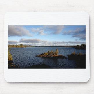 Tapis De Souris Lac du nord ontario