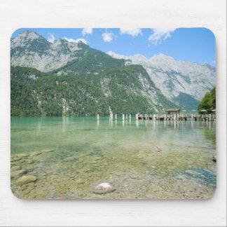 Tapis De Souris Lac Königssee chez Salet