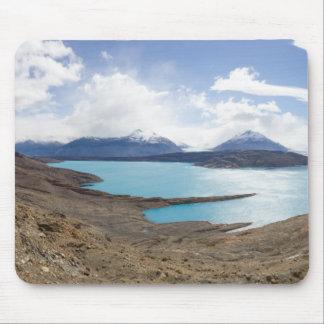 Tapis De Souris Lago Guillermo et glacier d'Upsala