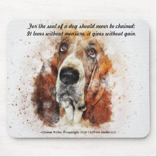 Tapis De Souris L'âme d'un chien
