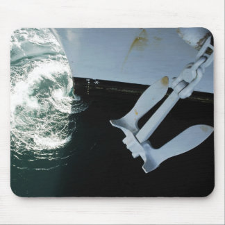 Tapis De Souris L'ancre de la marque II Stockless de bâbord