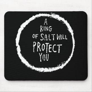Tapis De Souris L'anneau du sel vous protégera !