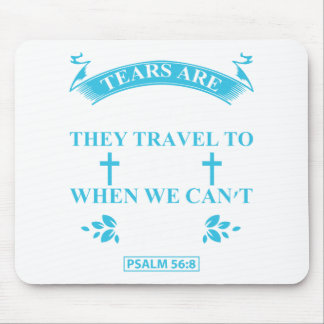 Tapis De Souris larmes+soyez+prières
