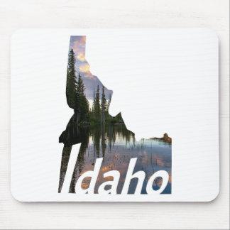 Tapis De Souris Le bel Idaho