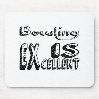 Tapis De Souris Le bowling est excellent