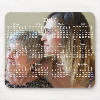 Tapis De Souris Le calendrier fait sur commande Mousepads 2017