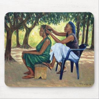 Tapis De Souris Le coiffeur 2001