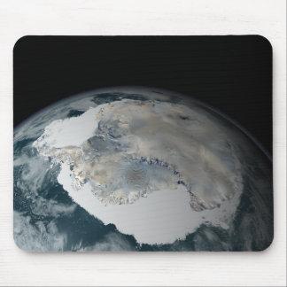 Tapis De Souris Le continent congelé de l'Antarctique