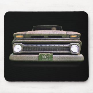 Tapis De Souris Le crâne de camion pick-up du Colorado a grillé