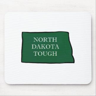 Tapis De Souris Le Dakota du Nord dur