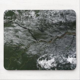 Tapis De Souris Le fleuve Amazone au Brésil du nord 2
