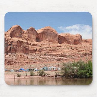 Tapis De Souris Le fleuve Colorado, Utah, Etats-Unis