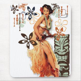 Tapis De Souris Le kitsch Bitsch : Aloha oh là là ! !
