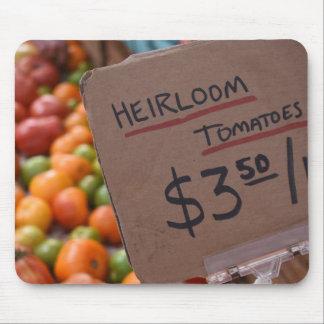 Tapis De Souris Le marché NYC de l'agriculteur de Greenmarket de