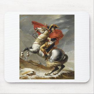 Tapis De Souris Le napoléon a croisé les Alpes