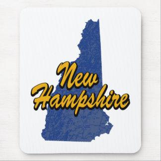 Tapis De Souris Le New Hampshire