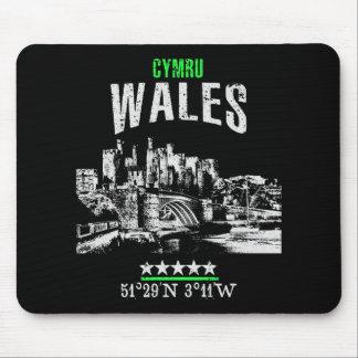 Tapis De Souris Le Pays de Galles