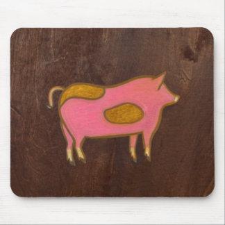 Tapis De Souris Le porc 2009