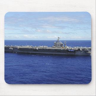 Tapis De Souris Le porte-avions USS Abraham Lincoln 2