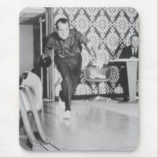 Tapis De Souris Le Président Richard Nixon roulant à la Maison