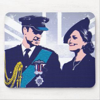 Tapis De Souris Le prince royal William et Kate de couples