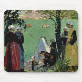 Tapis De Souris Le ressort sacré dans Guidel, c.1905