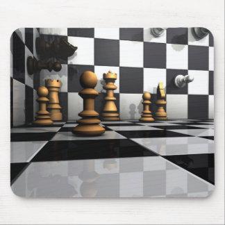 Tapis De Souris Le Roi Chess Play
