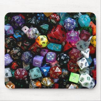 Tapis De Souris Le RPG Multi-a dégrossi des matrices