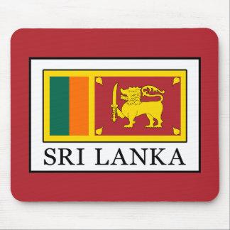 Tapis De Souris Le Sri Lanka