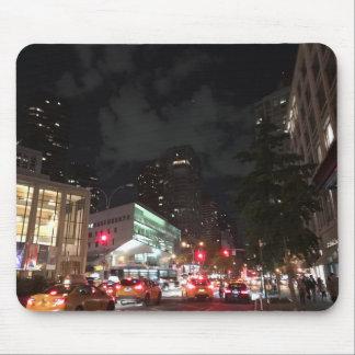 Tapis De Souris Le trafic de nuit chez Lincoln Center New York