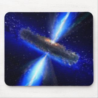 Tapis De Souris Le trou noir de NASAs suce tout l'Ae01f