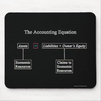"""Tapis De Souris """"L'équation de comptabilité """""""