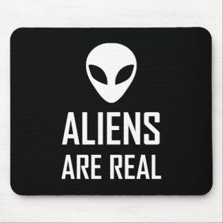 Tapis De Souris Les aliens sont la vraie science-fiction