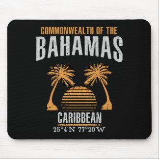 Tapis De Souris Les Bahamas