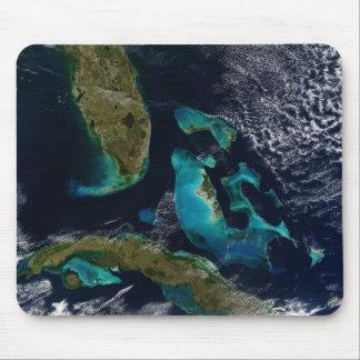 Tapis De Souris Les Bahamas, la Floride, et le Cuba